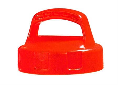 Oil Safe Oppbevaringslokk (Orange)