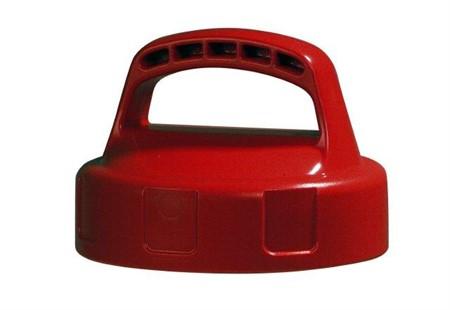 Oil Safe Oppbevaringslokk (Rød)