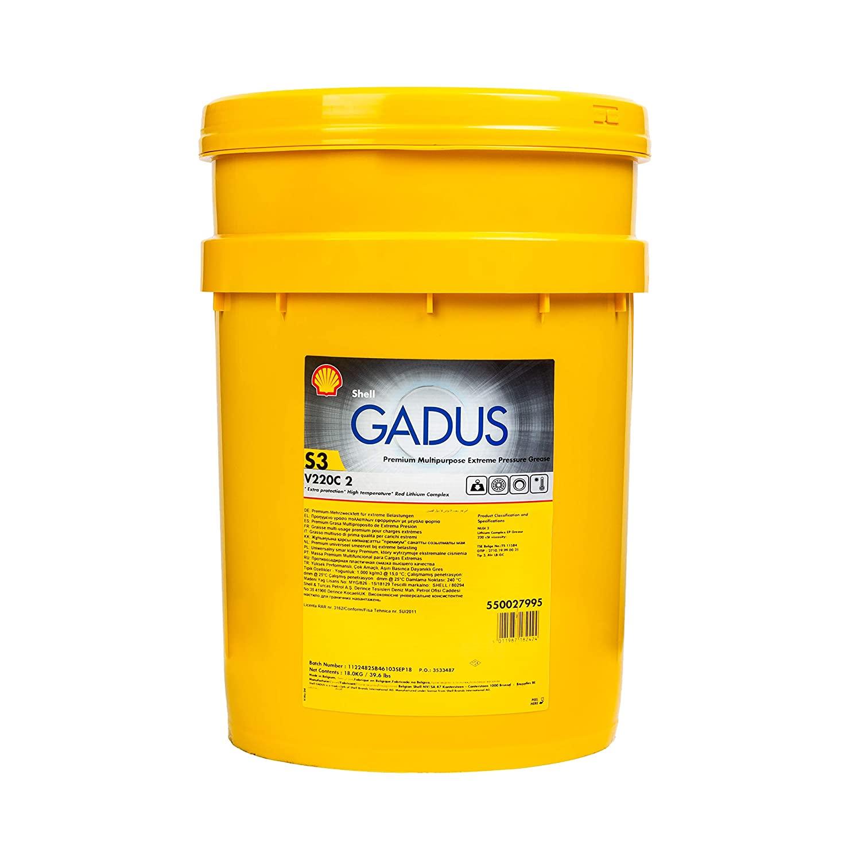 SHELL GADUS S3 V220C 2 18K - smørefett