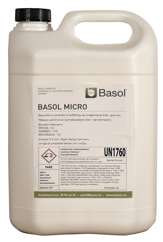 Basol Micro (5 ltr)
