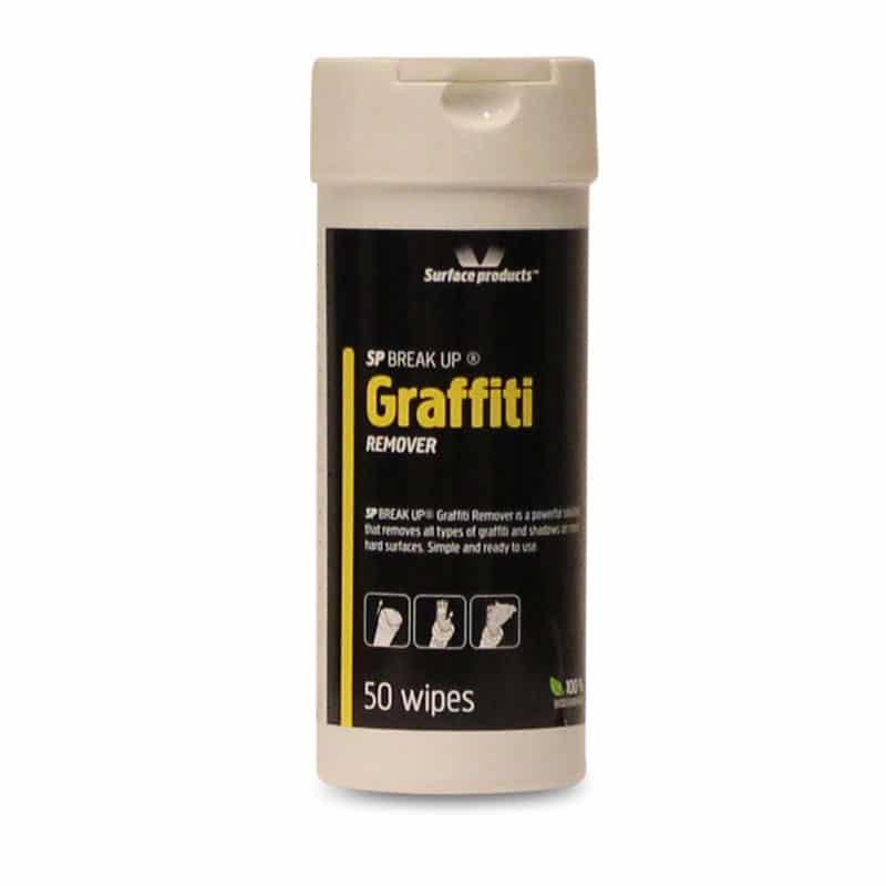 Graffiti Remover Wipes 25 stk