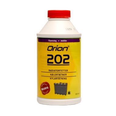 Orion 202 Lekkasjetetter kjølesystem (300 ml) (Erstatter for Omega 101)