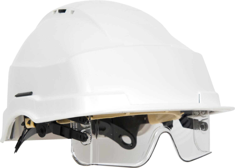 Iris 2 hjelm m/brille, klar