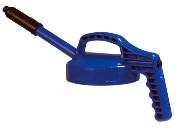 Oil Safe Lock med tynn tut (Blå)