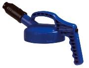 Oil Safe Lock med tykk tut (Blå)