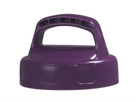 Oil Safe Oppbevaringslokk (Violett)