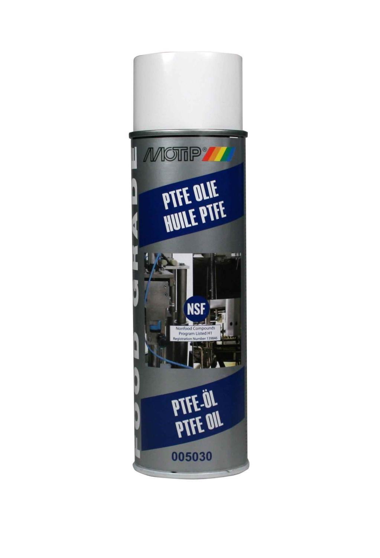 Motip Food Grade PTFE Oil (500ml)