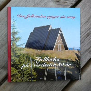 Bok Fjellkirka Nordseter 50 år