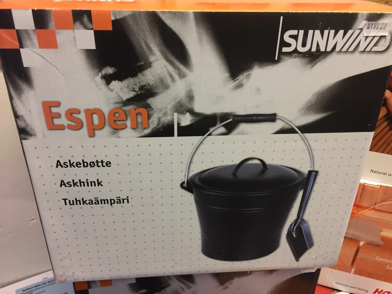 Sunwind Askebøtte Espen m. spade