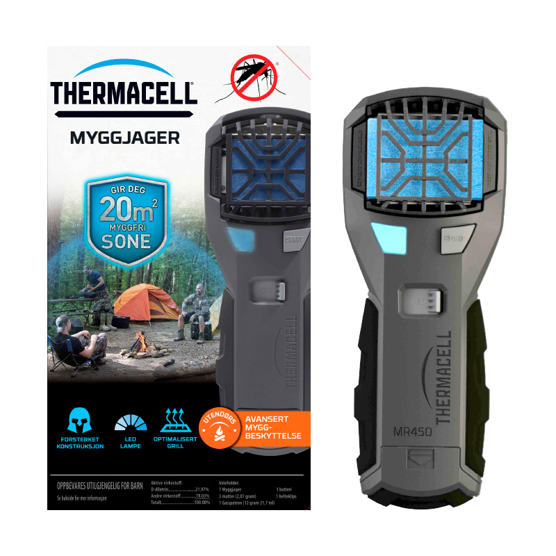 Thermacell Myggjager MR450 portabel