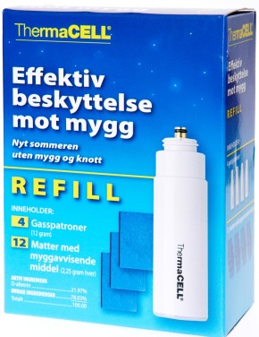 Thermacell Myggjager Refill R4