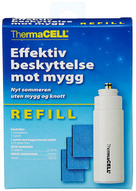 Thermacell Myggjager Refill R1