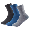 DEVOLD Daily Medium MIX Kid Sock 3PK