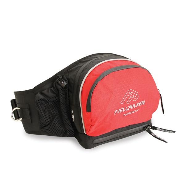 Fjellpulken Hoftesekk X-pack Rød