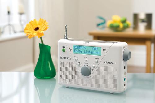 DAB Radio Solar ROBERTS(31)