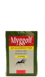 Myggolf Servietter 10stk