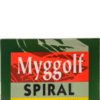 Myggolf Myggspiral 10 stk.