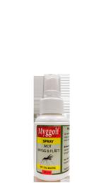 Myggolf Spray mot flått og mygg 50 ml