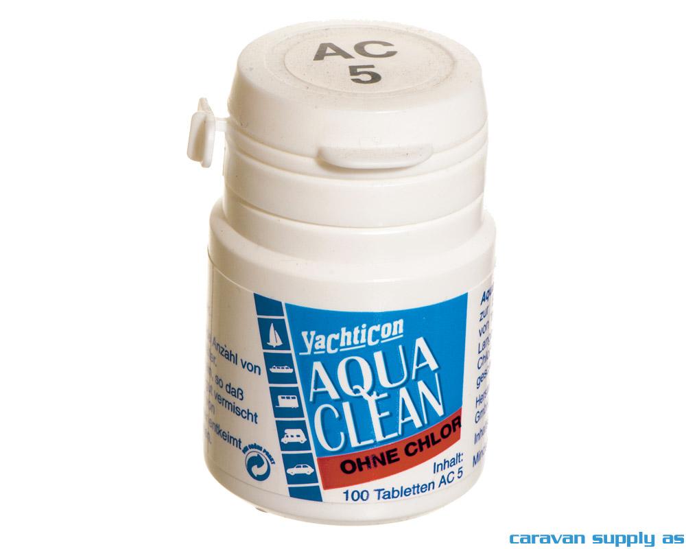 Aqua Clean Vannrensetabletter 100 stk