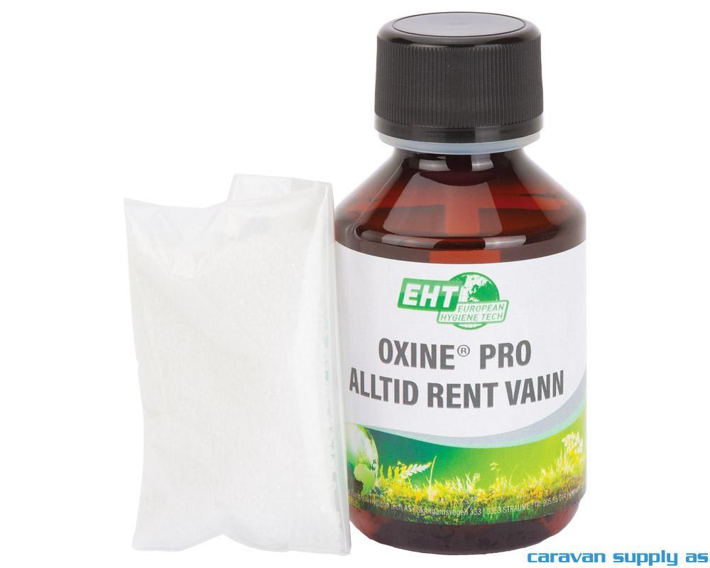 Oxine Pro Tankrensemiddel 100 ml