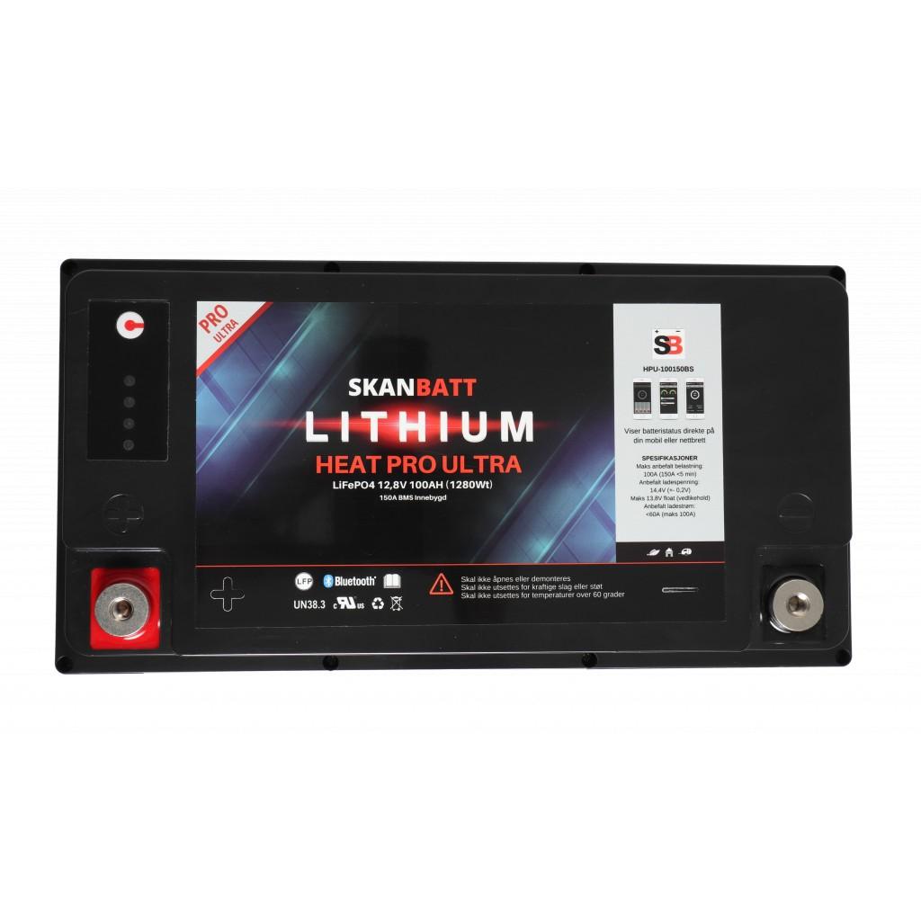 Skanbatt Lithium Heat Pro Ultra 12V/100Ah(1)