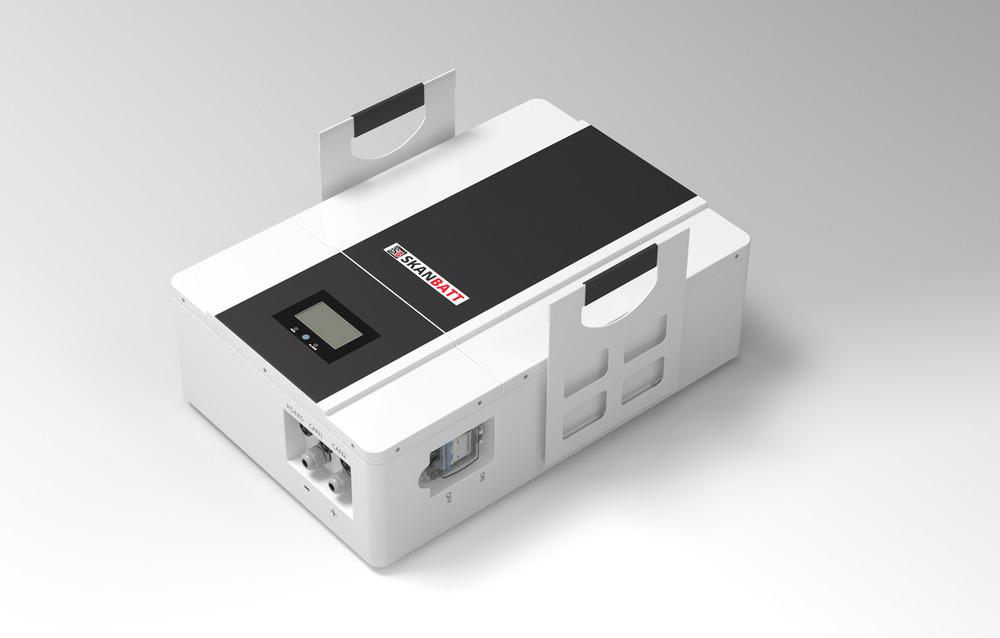 Skanbatt PowerWall Lithium 48V/120Ah/6,1kWt(1)