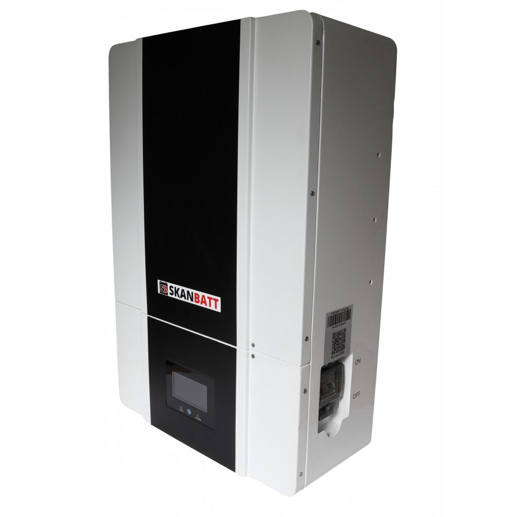Skanbatt PowerWall Lithium 48V/120Ah/6,1kWt