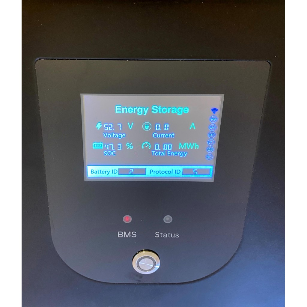 Skanbatt GIGA PowerWall Lithium 51,2V/360Ah/18,4Wt(1)