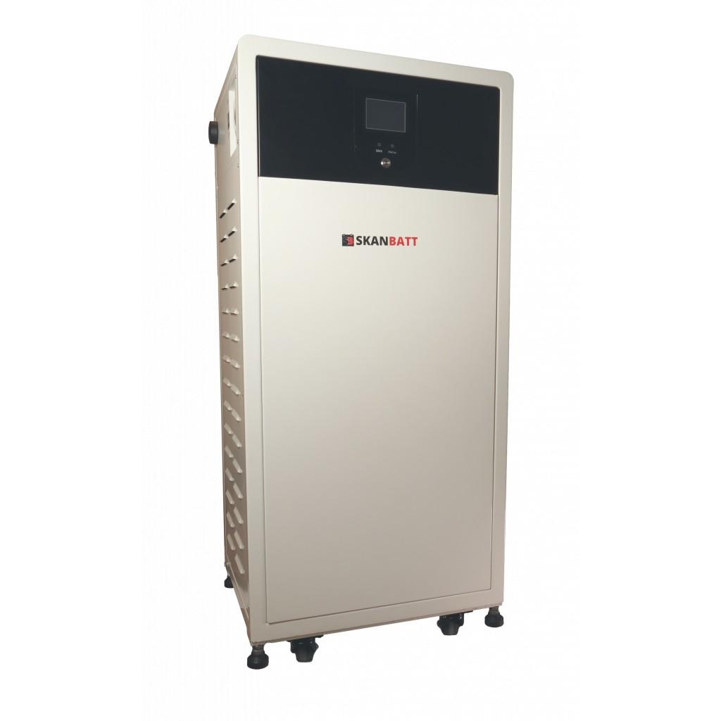 Skanbatt GIGA PowerWall Lithium 51,2V/360Ah/18,4Wt