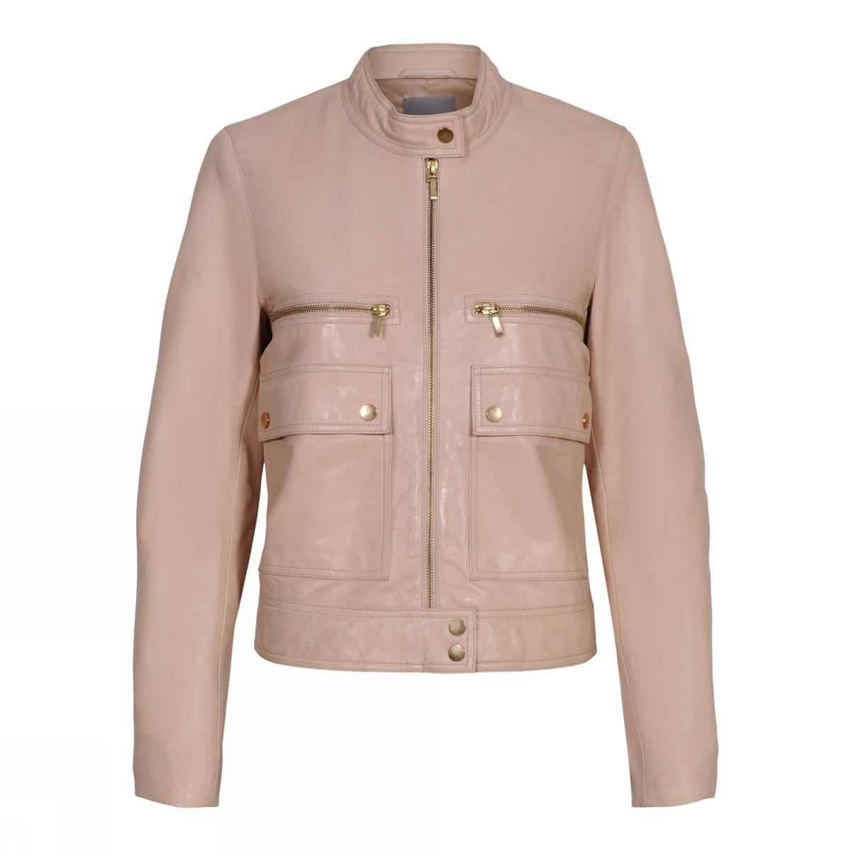 Gustav Leather jacket