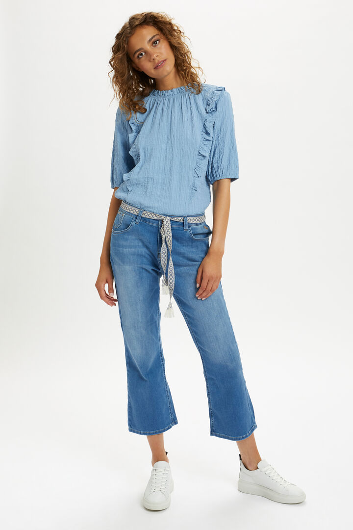 CRFie Flared Jeans - Coco Fit 7/8