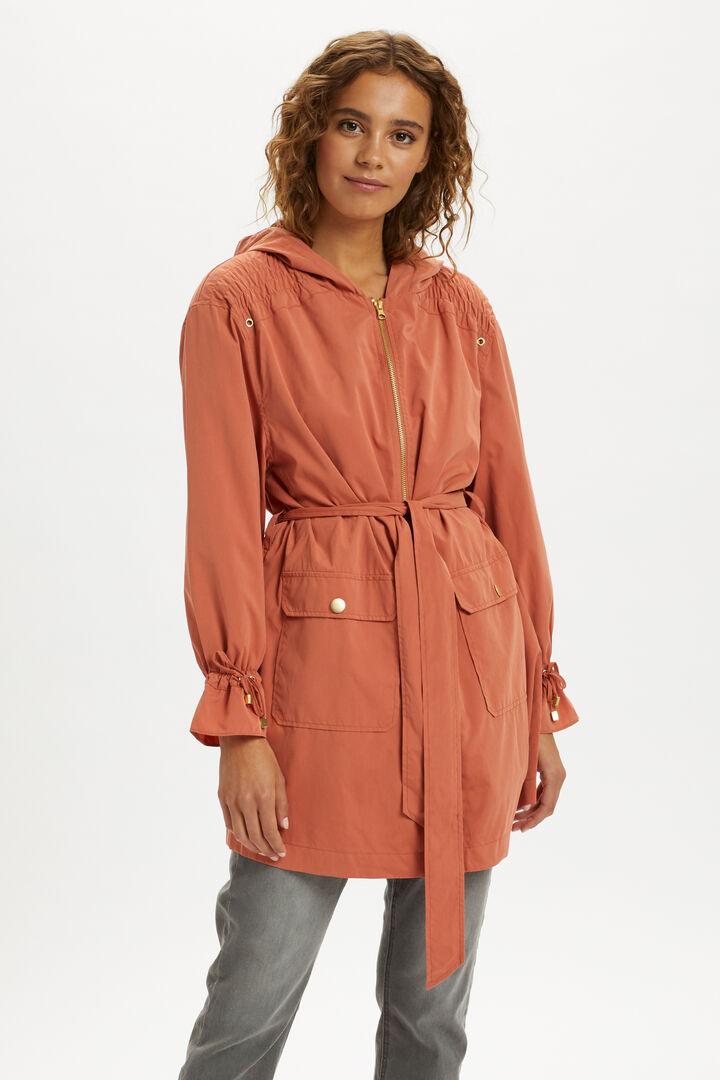 CRShana Long Jacket