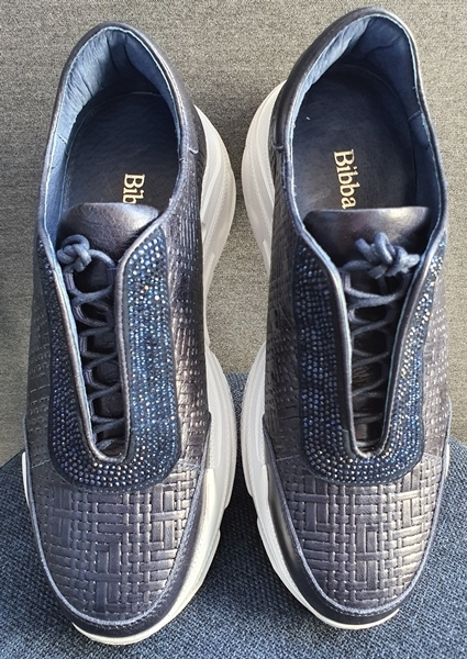 Bibba Sneakers m/ stener