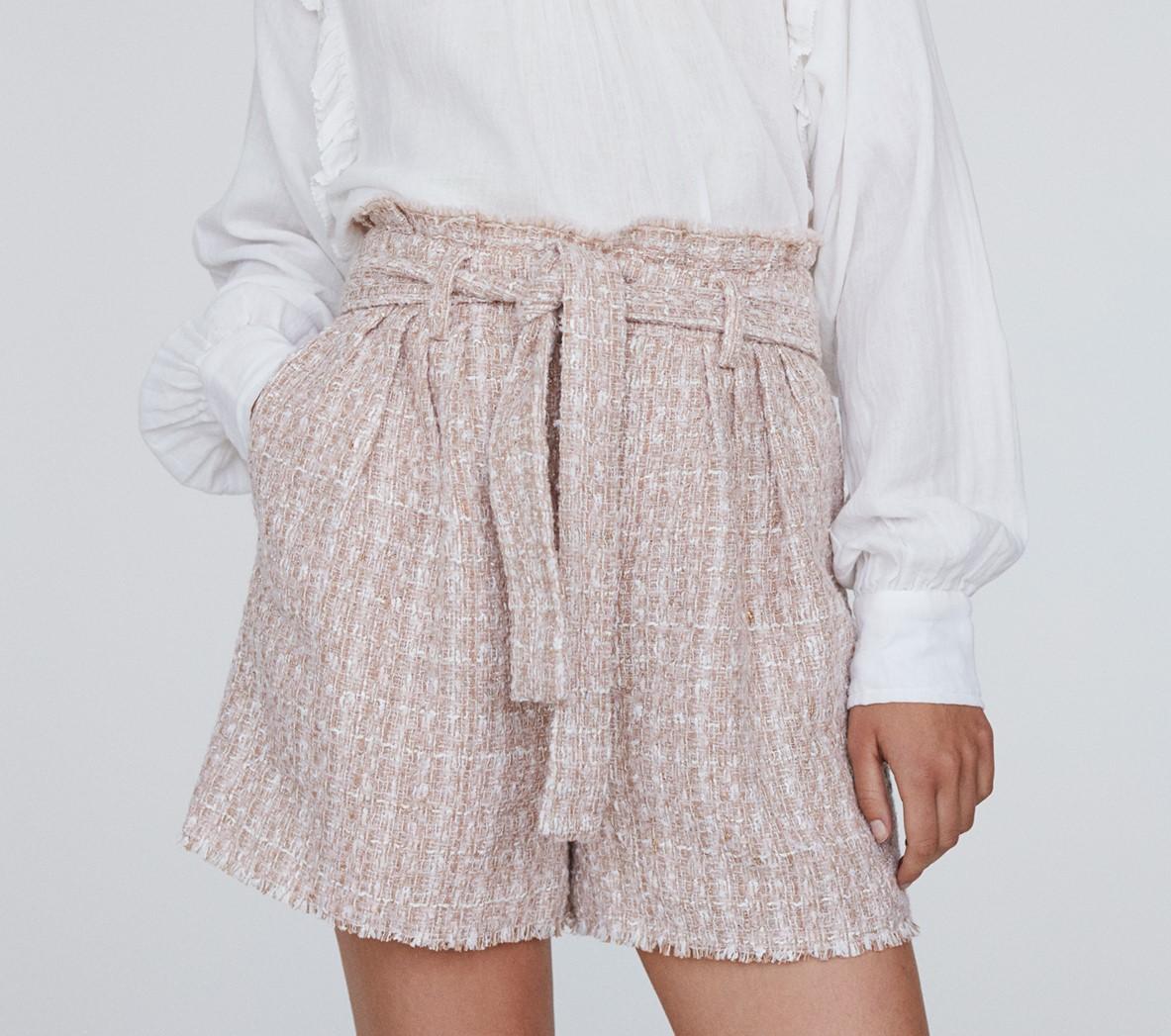 Sofie Schnoor Luann shorts