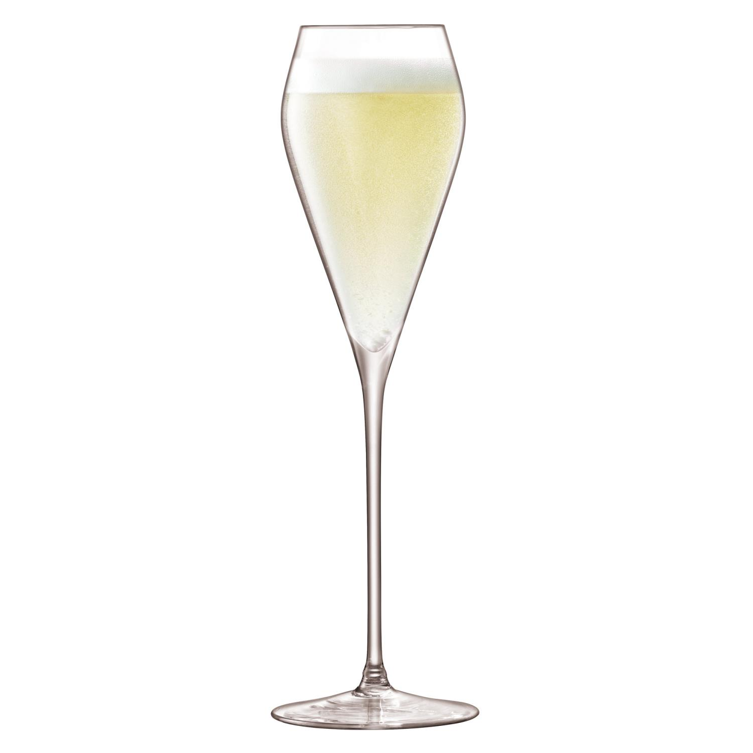 Husets Prosecco Glass