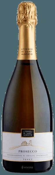 Husets Prosecco Flaske