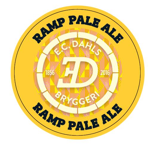 EC Dahls Ramp Pale Ale