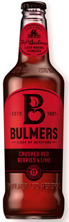 Bulmers Red Berries and Lime