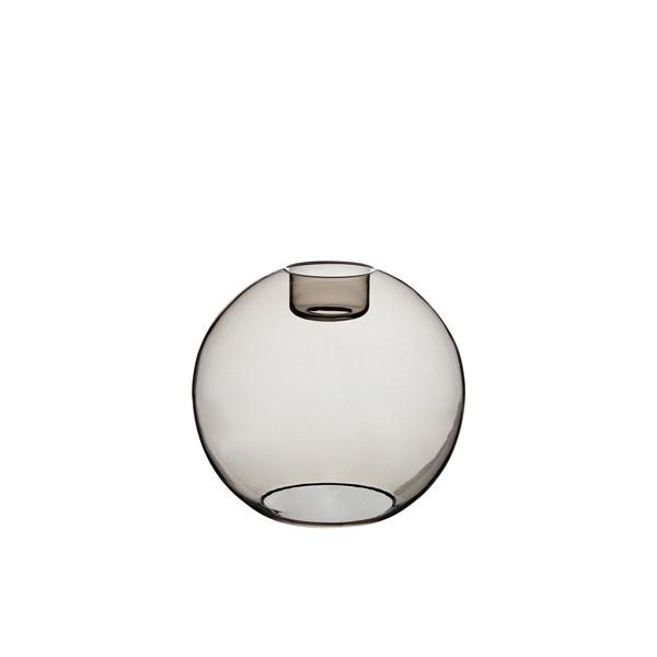 Belid Gloria E27 Ø26cm Kuppel - Røkfarget glass