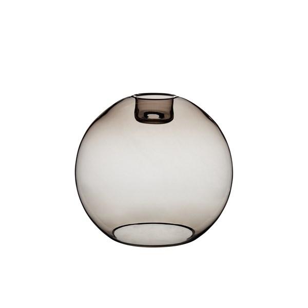 Belid Gloria E27 Ø32cm Kuppel - Røkfarget glass