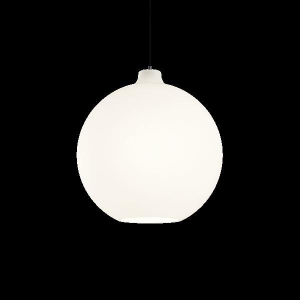 Louis Poulsen Wohlert - Hvitt Opalt Glass Ø400mm