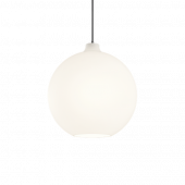 Louis Poulsen Wohlert - Hvitt Opalt Glass Ø300mm