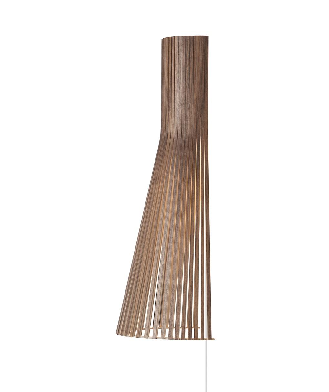 Secto Design Secto Vegg 60cm Valnøtt - Secto 4230