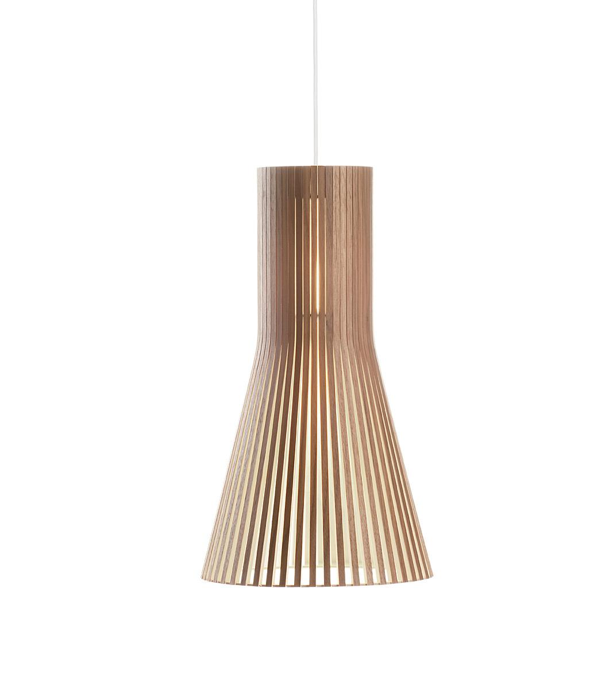 Secto Design Secto Pendel 45cm Valnøtt - Secto 4201