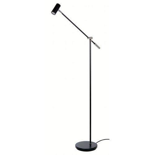 Belid Cato Gulv LED - Matt svart