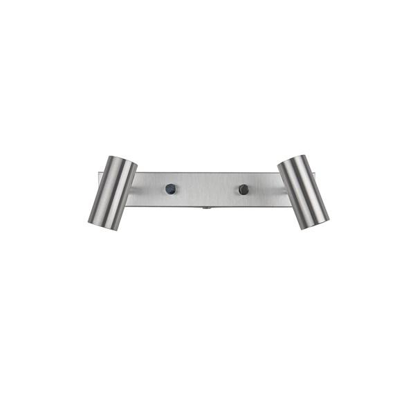 Belid Cato Vegg 12V 2x35W Dobbel - Aluminium