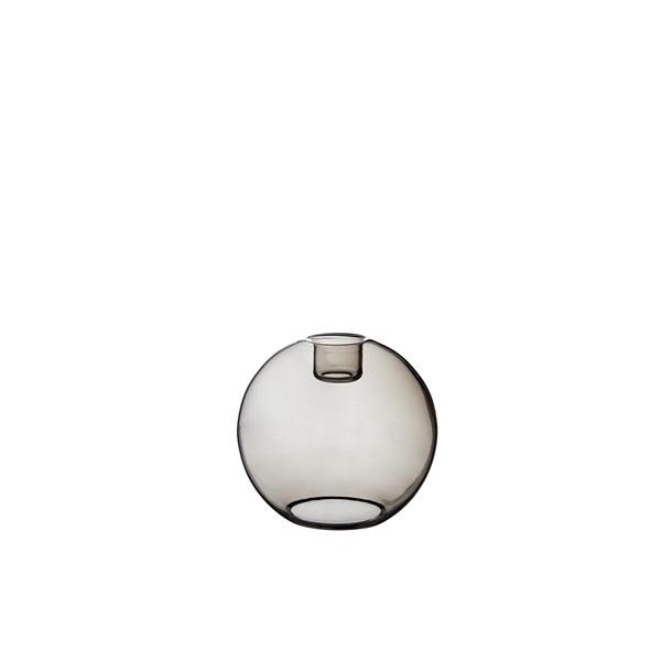 Belid Gloria E14 Ø19cm Kuppel - Røkfarget glass