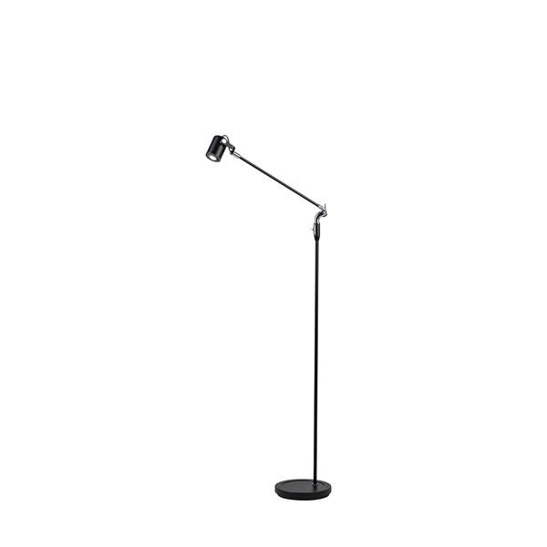 Belid Regent Gulv LED Dimbar - Mattsvart
