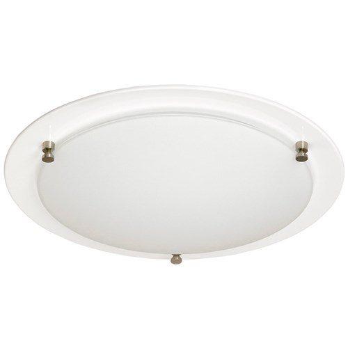 Belid Cirklo Flush Plafond - Hvit 1x60W