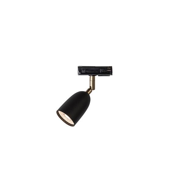 Belid Radiell Takspott LED - Svart